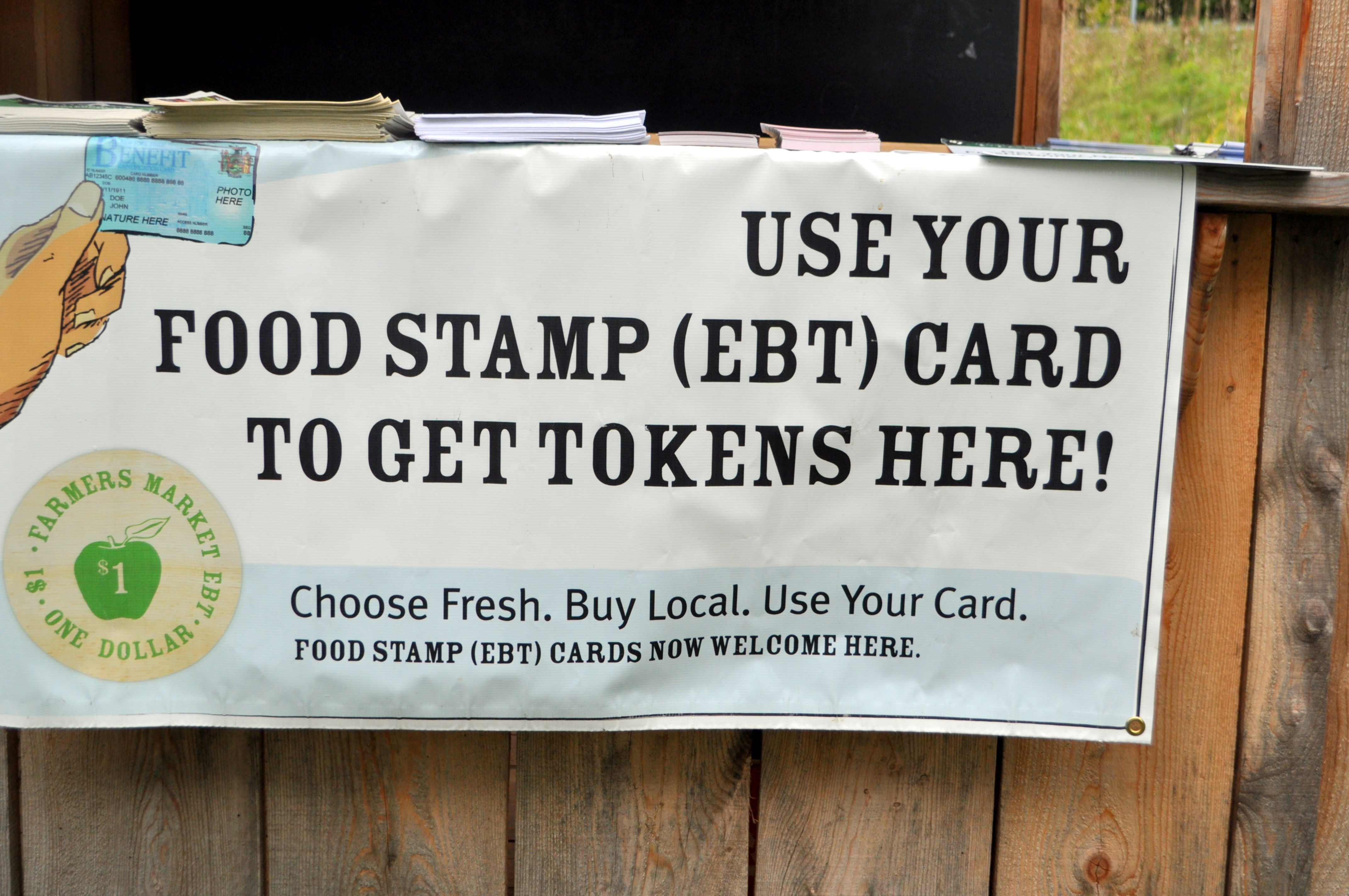 How To Replace Your Food Stamp Card