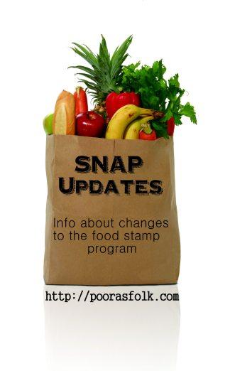 Michigan Food Stamp Changes